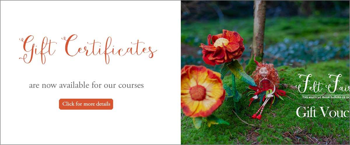 Felt Fairy Courses